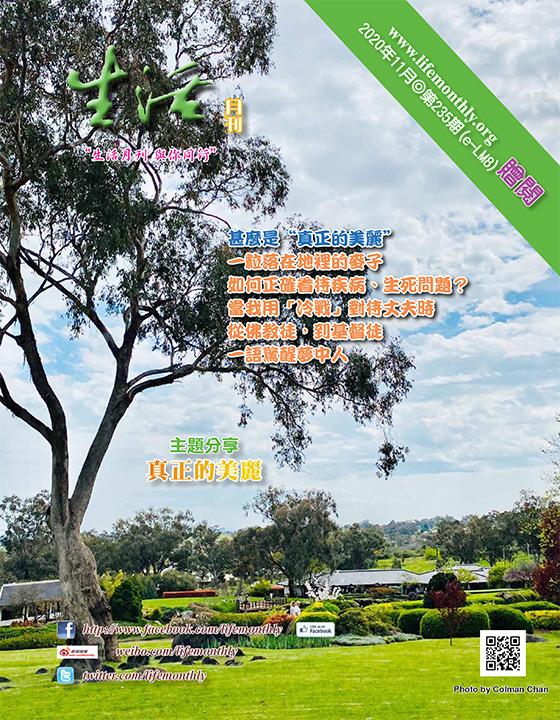 生活月刊2020年11月-235期